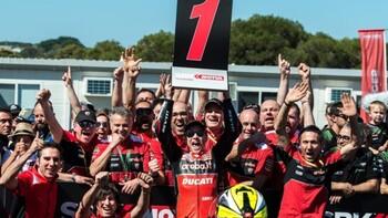 Bautista vuelve a Ducati
