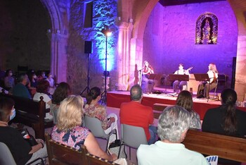 Continúa el XVII Festival de música antigua y medieval