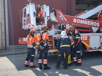 Los bomberos de la provincia de Soria demandan más personal