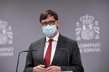 Primera querella contra el ex ministro de Sanidad