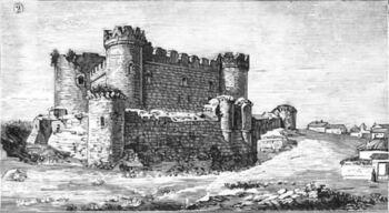 El Castillo de Pioz (22 de noviembre de 1878)