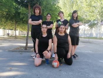 El Balonmano Burgos contará con un equipo sénior femenino