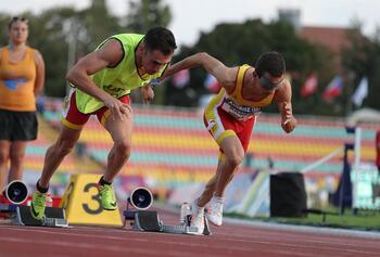España suma dos nuevos oros