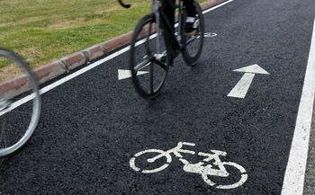 Tudela y Fontellas, conectadas por el carril bici