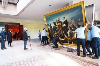 """""""Rotundo éxito"""" de la exposición 'Comuneros: 500 años'"""