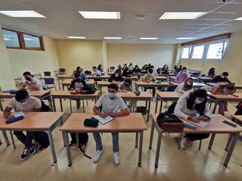 Casi 1.700 universitarios inician el curso en Soria