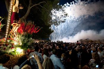 La procesión del Cristo de Mondéjar será de Interés Regional