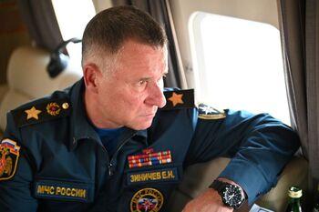 Muere el ministro ruso de Emergencias al salvar a otra persona