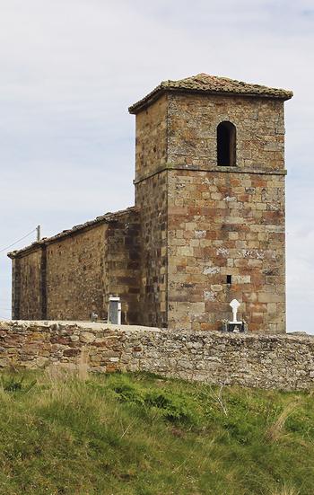 Iglesia de San Juan Evangelista, Nava de Santullán