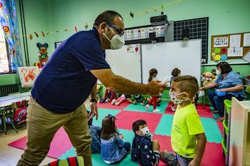 Vuelta al cole con el 77% de chicos de 12-19 años vacunados