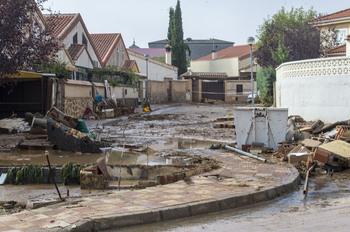 Teleasistencia atendió a 1.600 domicilios de zonas afectadas