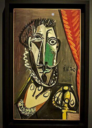 Picasso se mide ante los clásicos