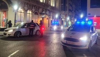 La Policía Local detectó a un conductor ebrio