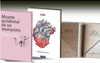 Últimos libros publicados por las editoriales Ediciones del 4 de Agosto, Tinta Mala y Pepitas de calabaza