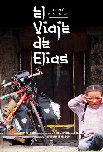 Los 40.000 kilómetros de Elías ataviado de Perlé