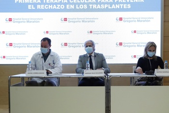 Un tratamiento pionero contra el rechazo en trasplantes
