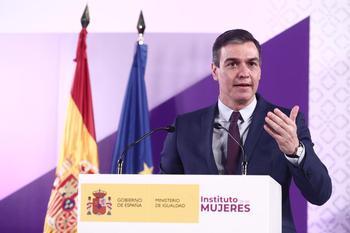 Sánchez anuncia que pronto se aprobará la Ley del 'Sí es sí'
