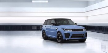 Land Rover crea el Range Rover Sport SVR definitivo