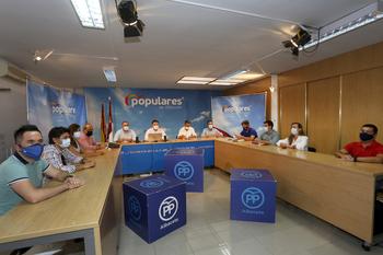 Serrano critica que Page haga oídos sordos a enmiendas de PP