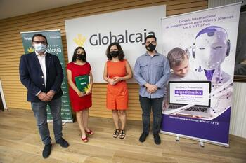 La Escuela de Programación de CLM llega a Cuenca