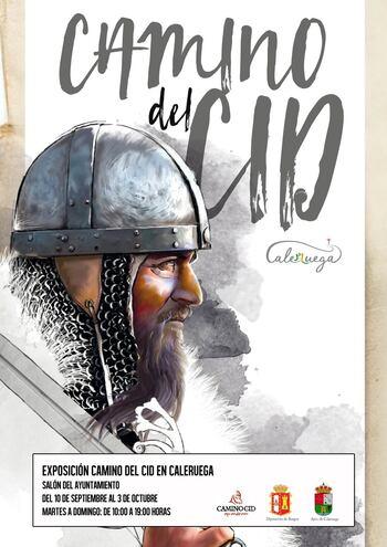 La exposición del Camino del Cid llega a Caleruega