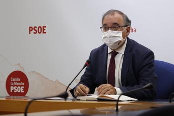 El PSOE valora que el sistema sanitario se está recuperando