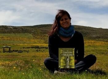 Begoña Ruiz presenta su  novela 'La canción del molino'