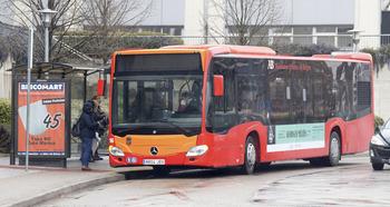 Tres millones de viajeros usan el bus urbano en agosto