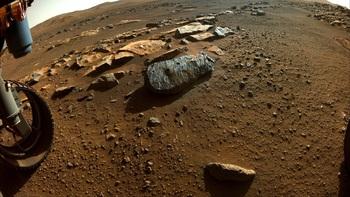 Marte pudo tener un entorno potencialmente habitable