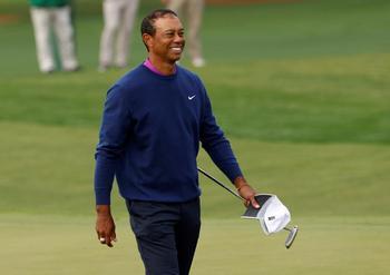 Tiger Woods, trasladado a un hospital de Los Ángeles
