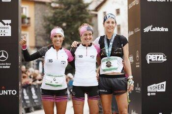 Gemma Arenas acaba segunda en la Ultra Pirineu