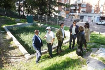 El Parque Patricia de Pajarillos estrena 'humedal eléctrico'