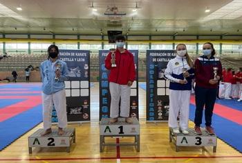 Una veintena de medallas para el Budokan en el Regional