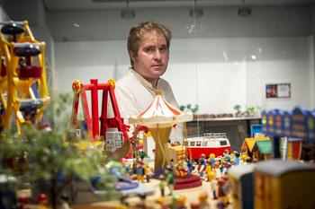 «Los clicks de Playmobil no pasan de moda»