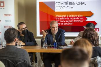 La reforma laboral de CCOO va por la adaptación de jornada