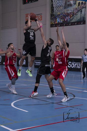El Club Soria Baloncesto cae por primera vez en Valladolid