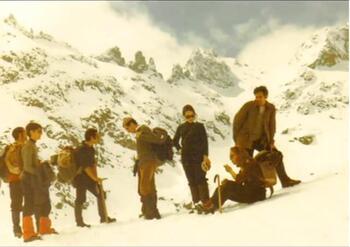El Pico Almanzor, protagonista del 50º Aniversario