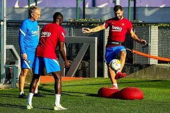 El Barça se 'refuerza'