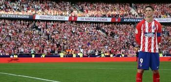 Torres regresa al Atlético