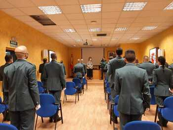 La Guardia Civil de Segovia incorpora a 32 nuevos agentes