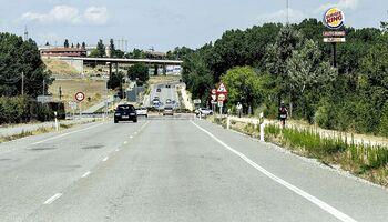 El inicio de obras en la Carretera de La Granja, inminente
