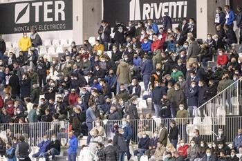 El Burgos CF espera a conocer el aforo para vender entradas