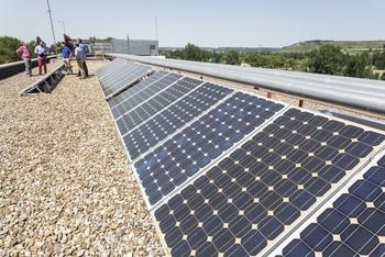 La Junta quiere descarbonizar  doce de sus viviendas