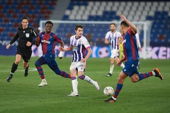 Levante y Valladolid se dejan la dinamita para el final