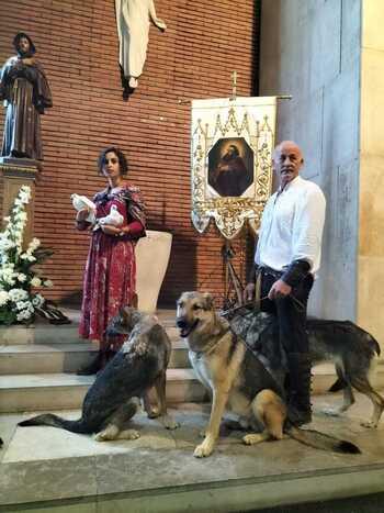 Una manada de lobos en misa en pleno centro de Valladolid