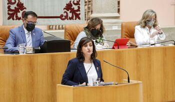Andreu asegura que La Rioja ha vuelto a niveles prepandemia