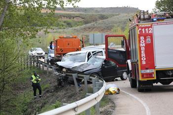 CyL registra 26 muertos en carretera entre julio y agosto