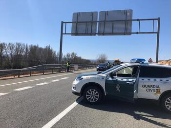 La Guardia Civil incauta 25 kilos de boletus y 50 de níscalo