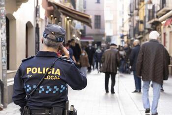 2 detenidos en Logroño por golpes y mordeduras en una pelea