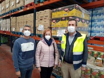 Ensamble Vocal dona al Banco de Alimentos 1.533 euros